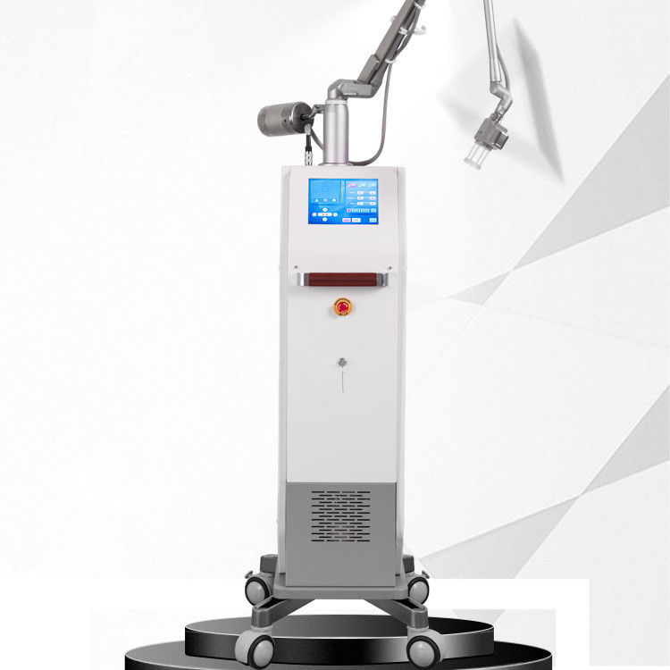 CO2 Laser Multifunction Facial Machine Scar Removal RF Metal Tube CO2 Fractional Laser Device